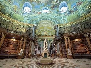 Rakúska národná knižnica –