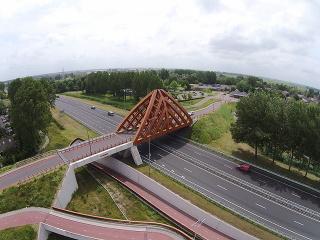 Diaľnica v Holandsku