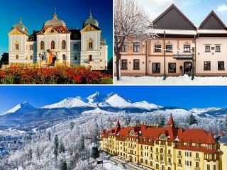 Tri najlepšie historické hotely