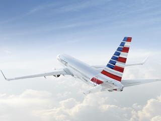 Lietadlo Boeing 737 American