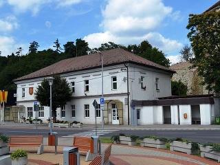 Budova mestského úradu v