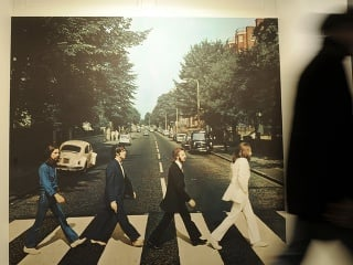 Prechod na Abbey Road