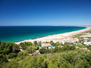 Pláž v Zahara de