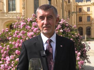 Český premiér Babiš pozýva