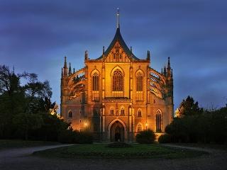 Chrám svätej Barbory v