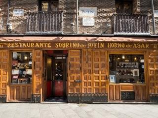 Sobrino de Botin, Madrid,