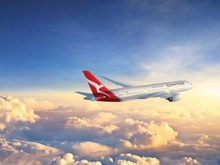 Lietadlo Qantas