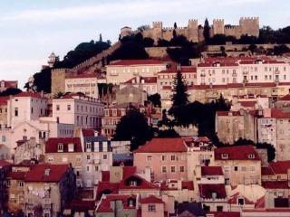 Alfama, Lisabon