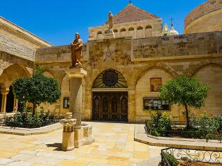 Betlehem – mesto, kde