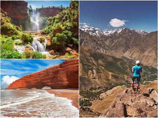 Panenská krása severnej Afriky: