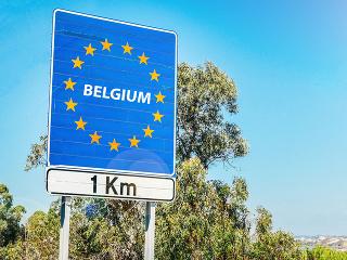 Belgický farmár vyvolal pobavenie: