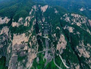 Cesta Xiuwu-Lingchuan