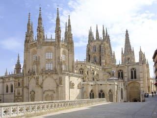 Katedrála v Burgose