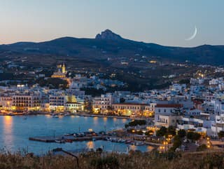 Grécky ostrov Tinos
