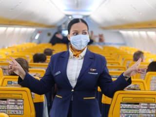 Slovákov pobúrilo zrušenie letov