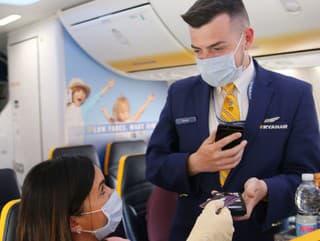 Škandál: Ryanair nepúšťa na