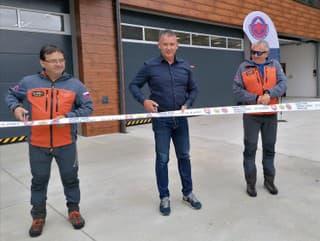 Záchranári z Nízkych Tatier