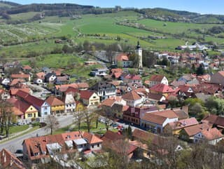 Na skok od Slovenska: