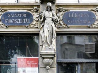 Lekáreň u Salvátora