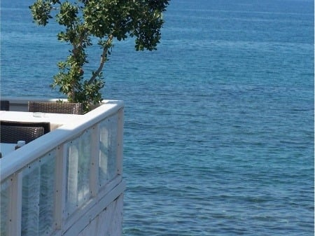 Hersonissos, Kréta, Grécko