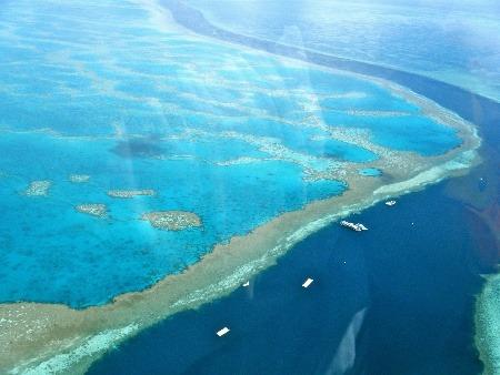 Veľká koralová bariéra