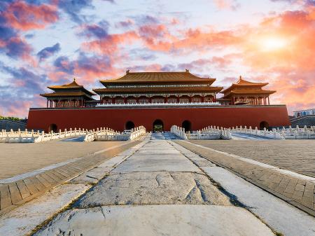 Zakázané mesto, Peking, Čína