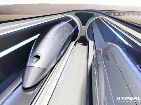 Komerčnú dopravu potrubím Hyperloop