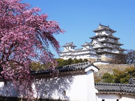 Hrad Himedži, Japonsko