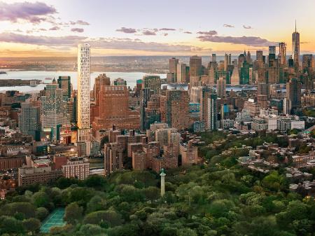 Najvyššia budova sveta Central
