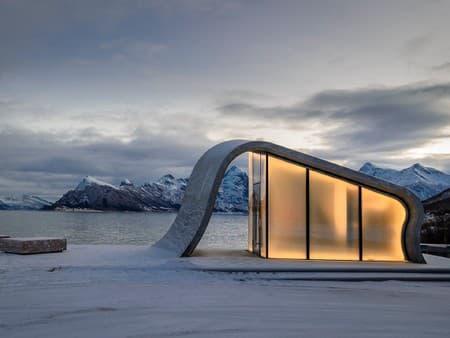 Ureddplassen, Nórsko