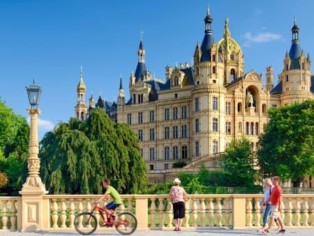 Zámok Schwerin