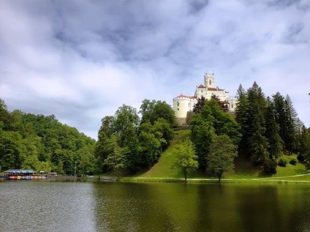 Hrad Trakoščan, Chorvátsko
