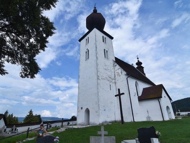 Kostol Ducha Svätého, neskororománska