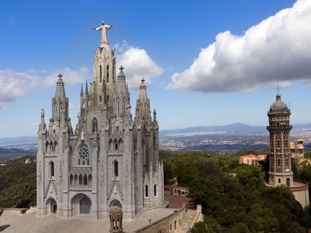 Temple de Sagrat Cor,
