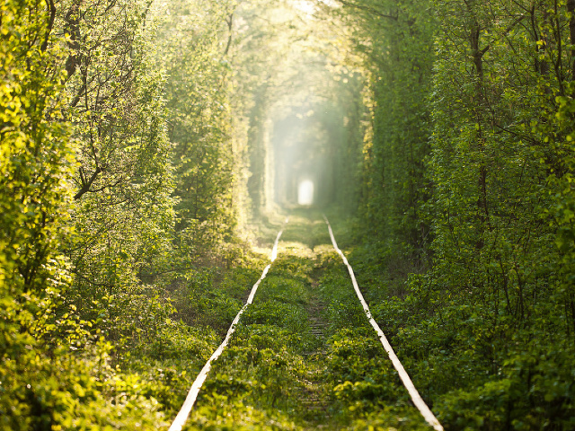 Tunel lásky, Ukrajina