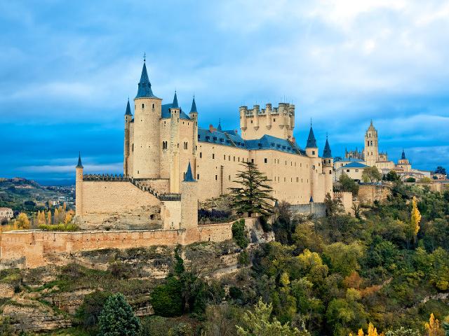 Pevnosť Segovia