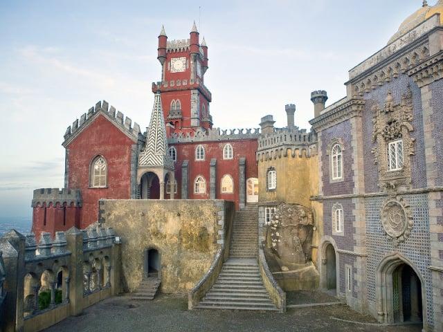 Palác Pena v Sintre