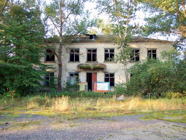 Do Černobyľu sa vracia
