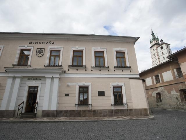 Mincovňa v Kremnici