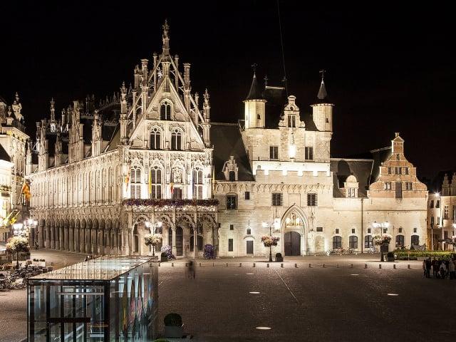 Radnica v Mechelene