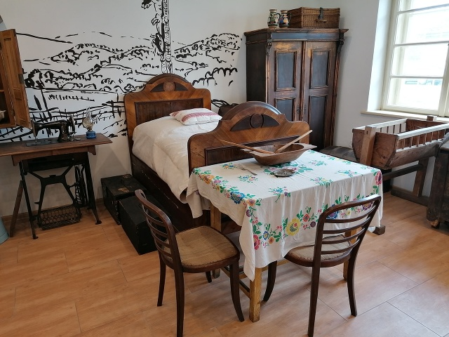 Obecné múzeum v Stakčíne,