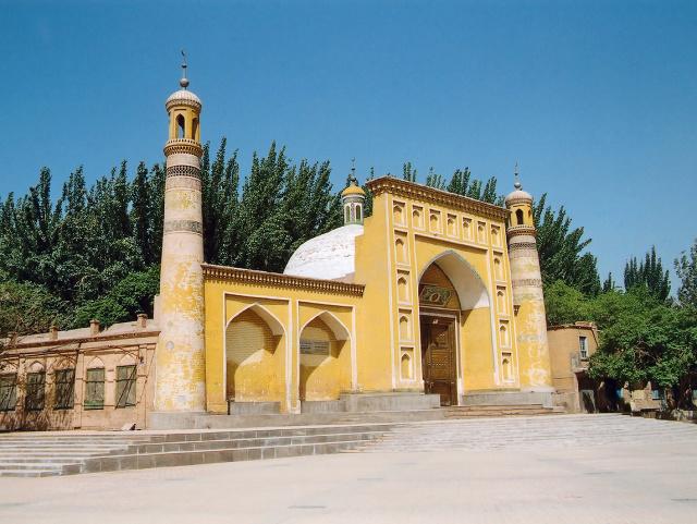 Najväčšia mešita v Číne