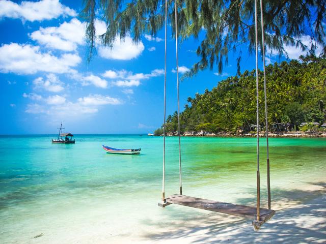Koh Phangan, Thajsko