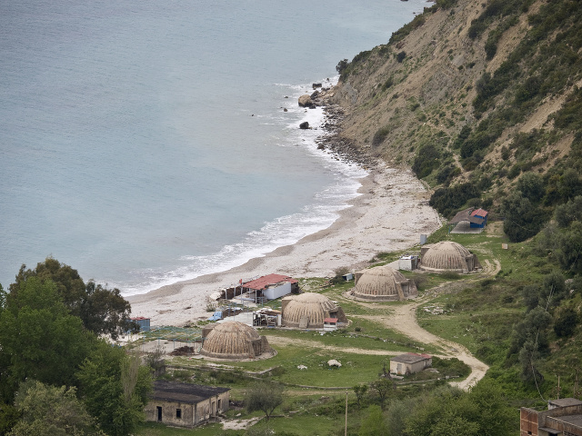Bunker v Albánsku
