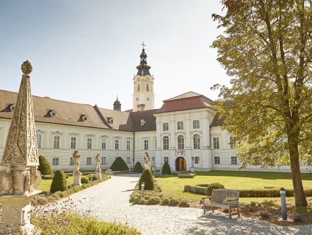 Benediktínsky kláštor Altenburg