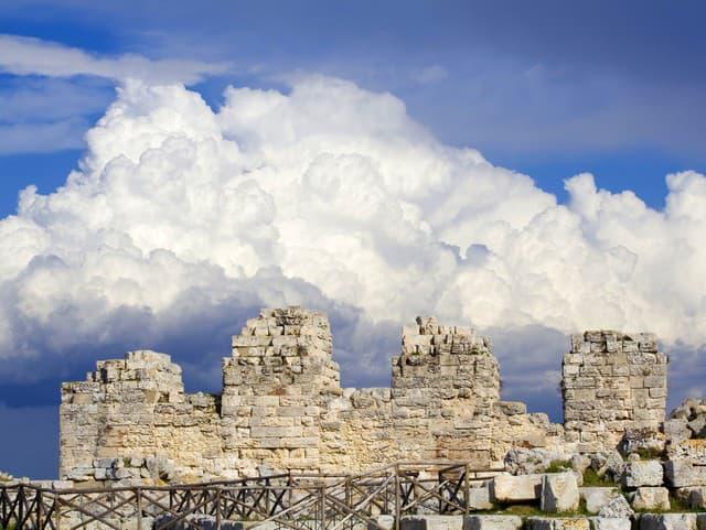 Hrad Eurialo, Syrakúzy
