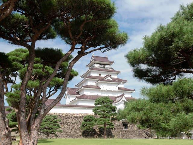 Hrad Tsurugajo