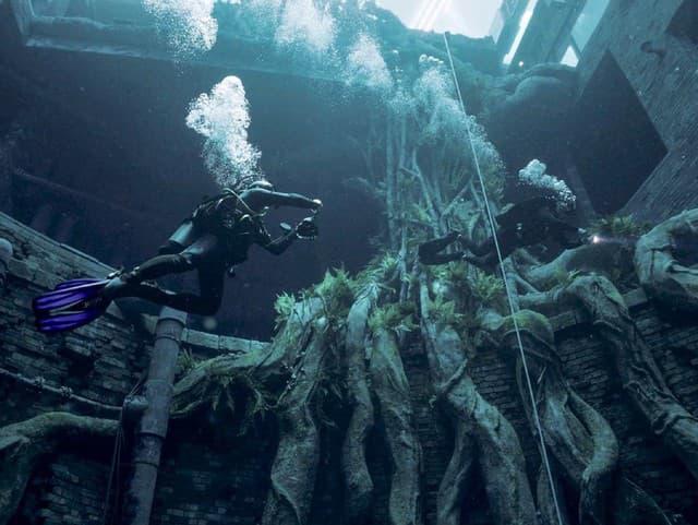 Deep Dive Dubai -