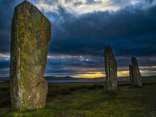 Kamene Stenness Orkneje
