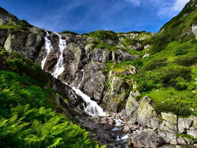Vodopád Siklawa